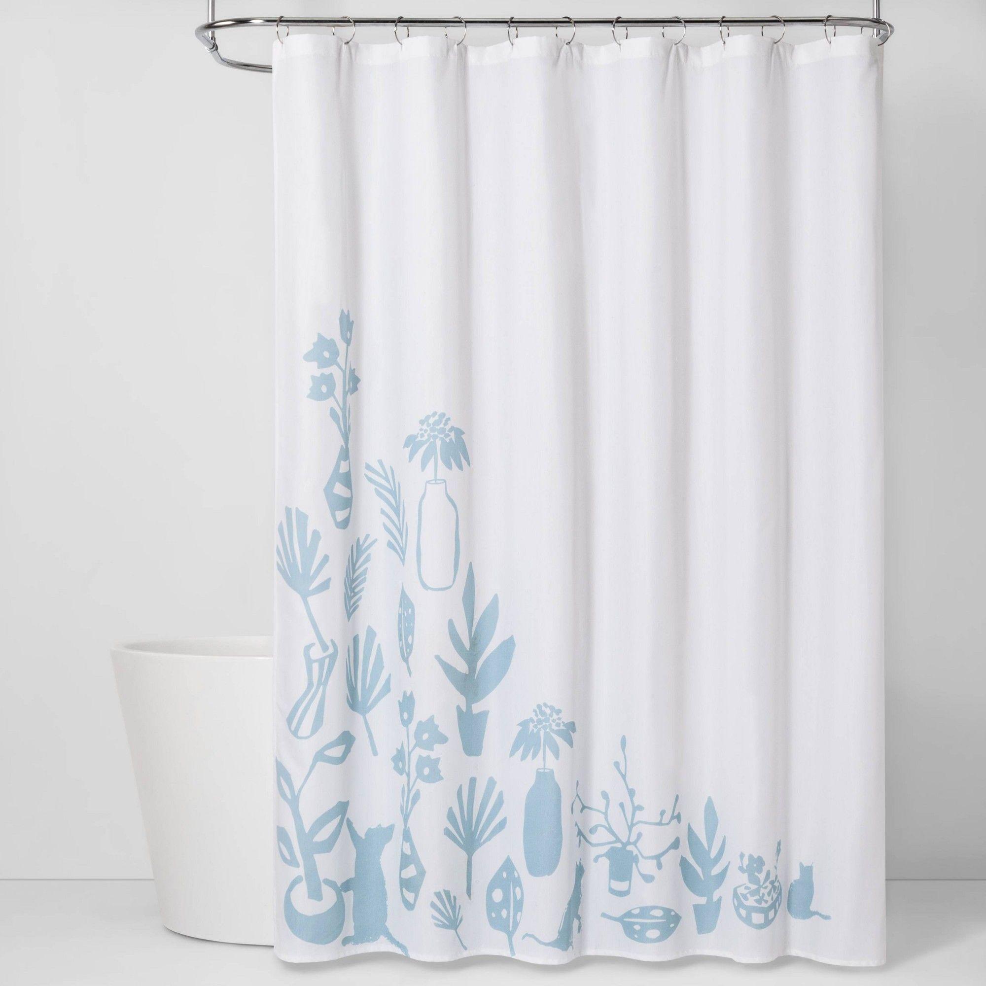 Cvc Shower Curtain Antiquity Blue Room Essentials Blue Rooms