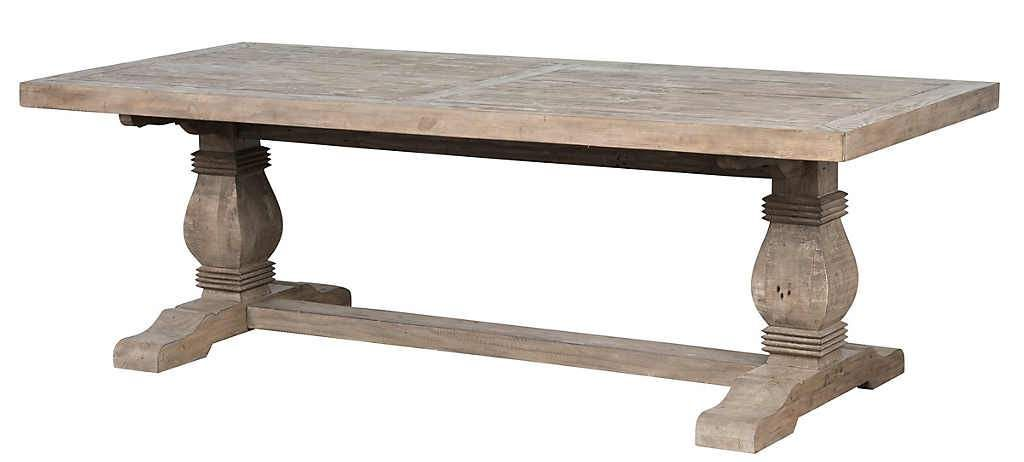 Caleb Trestle Dining Table Trestle Dining Tables Table