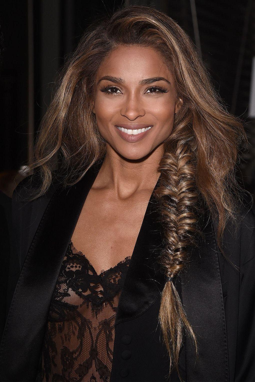 The coolest celebrity plaits & braided hairstyles | Plaits, Plait ...