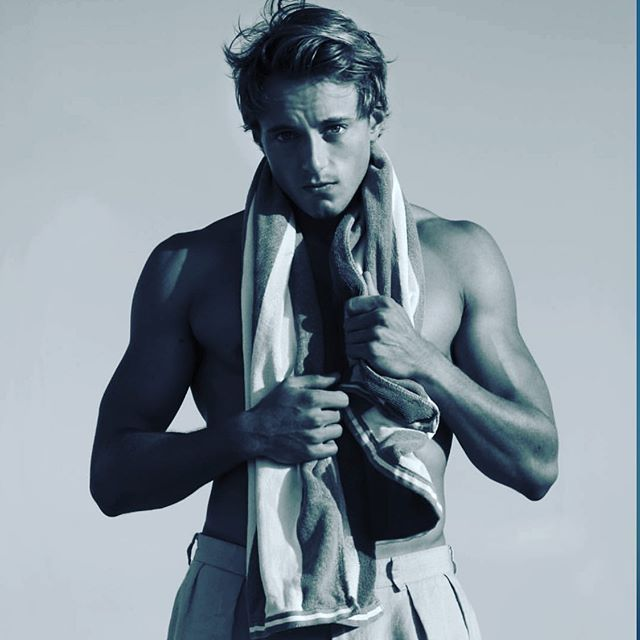 Welcome @tuckerhague to our growing family at #jmbmodelmanagement you are the absolute perfect...  W...