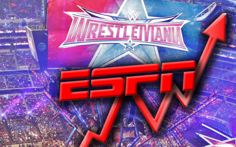 Wwe Wrestlemania 32 Pulls Respectable Rating With Espn Replay Wwe Wrestlemania 32 Wrestlemania 32 Wrestlemania