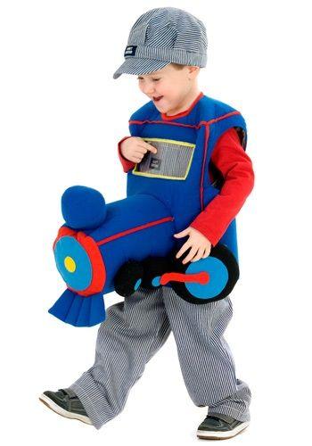 sc 1 st  Pinterest & Toddler Plush Ride in Train Costume | Train costume Plush and Costumes