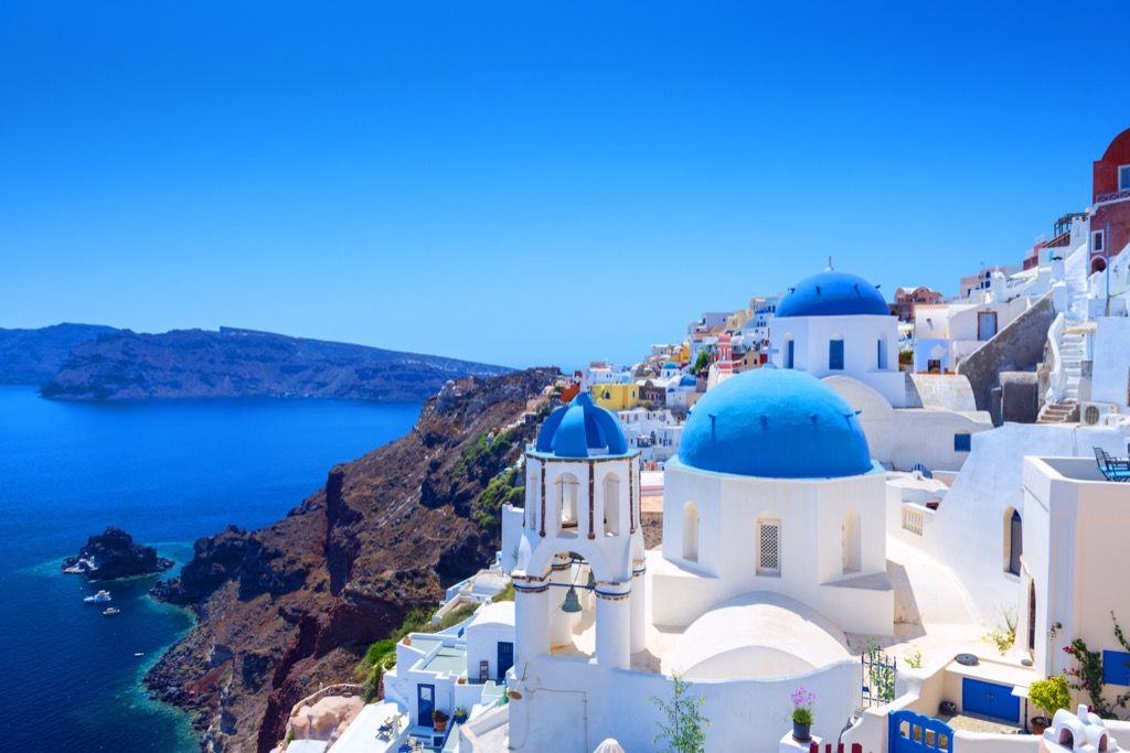 Bbq A L Annee Things To Do In Santorini Greece Holiday Cruise Holidays
