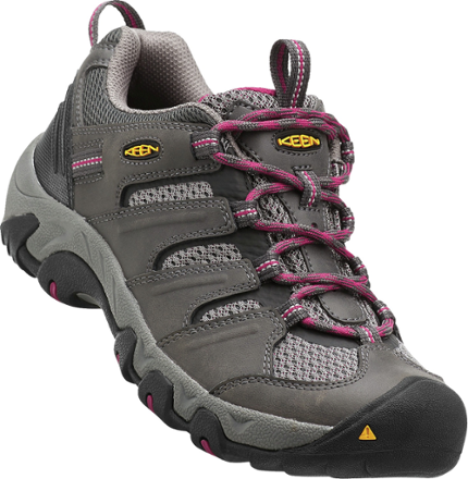 6b6cd92b8c6 KEEN Women's Koven Hiking Shoes Magnet/Cerise 7.5 | Products in 2019 ...