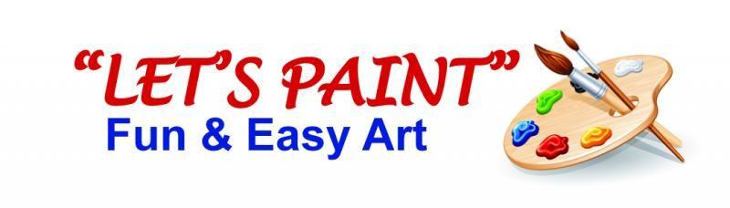 """Let's Paint"" - Fun & Easy Art - Catalog of Art"