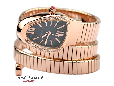 You can buy this Bvlgari serpenti watch Replica from our online store: www.replicalovebracelet.com They are cheap and best quality with free bvlgari watch box!!!