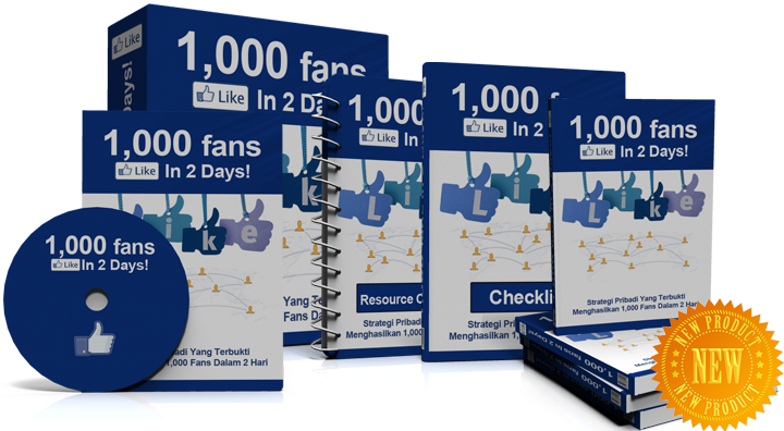 PLR 1,000 Fans In 2 Days Belajar, Fans, Blog
