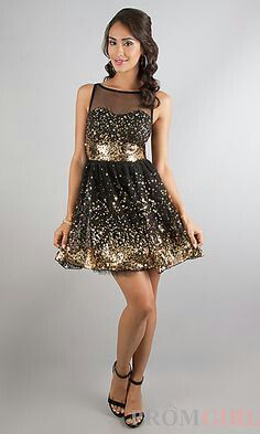 Black and gold formal dress#formaldress | formal dress | Pinterest ...