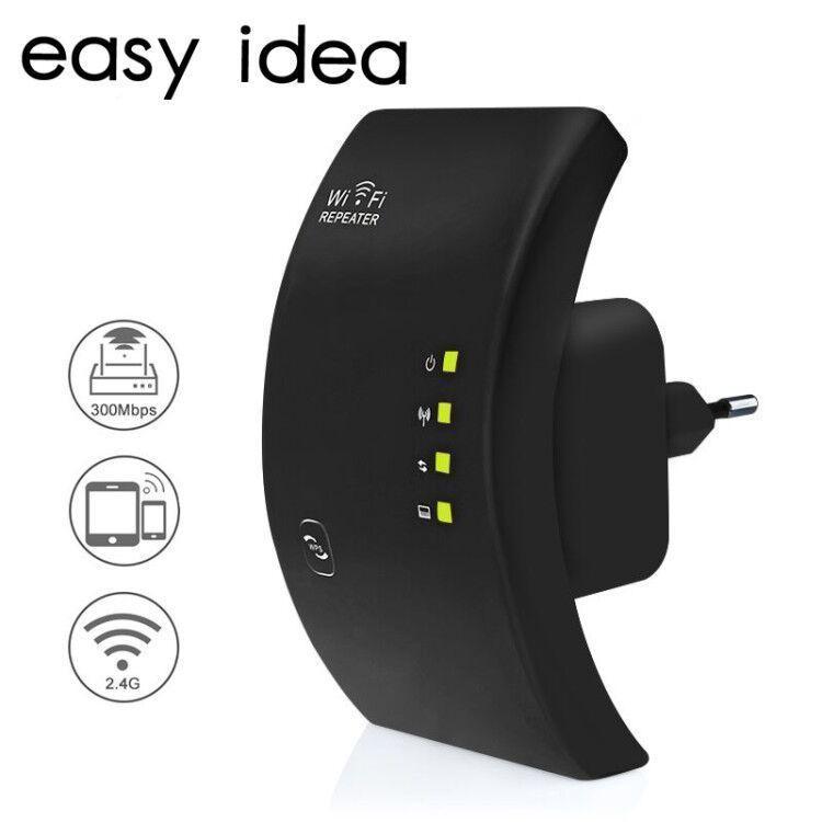 Easyidea wireless wifi repeater 300mbps wifi range