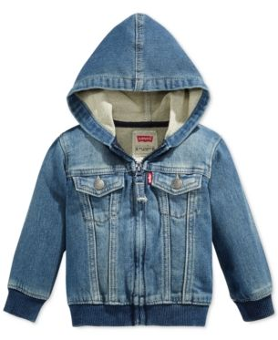 Photo of Levi's Baby Boys Knit Hoodie