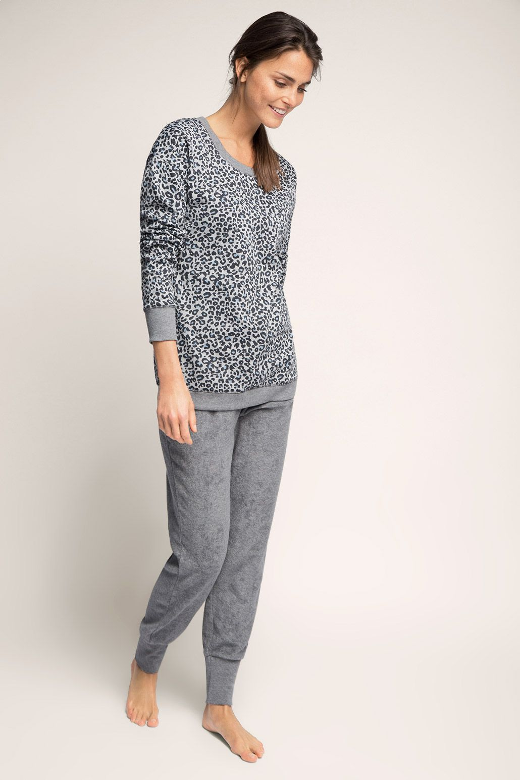 8ff5964a Esprit - jersey/towelling pyjamas at our Online Shop | Homewear ...
