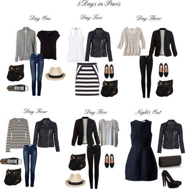 5 Tage In Paris Mit Style 5 Days In Paris Basics With Style If I Were Marion Cottillard