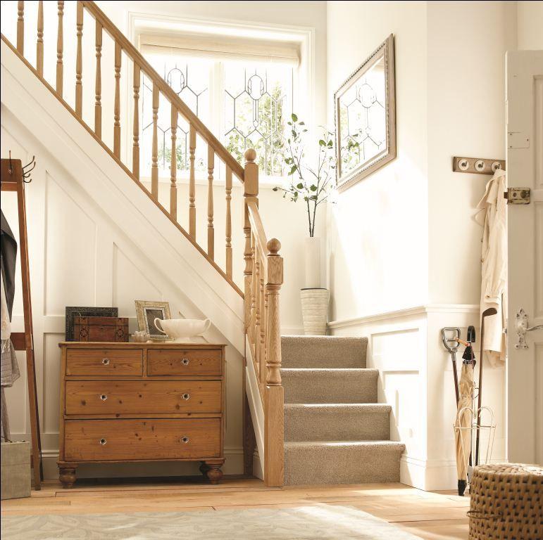 Best Colonial Oak Staircase Stairway Design Oak Stairs 640 x 480