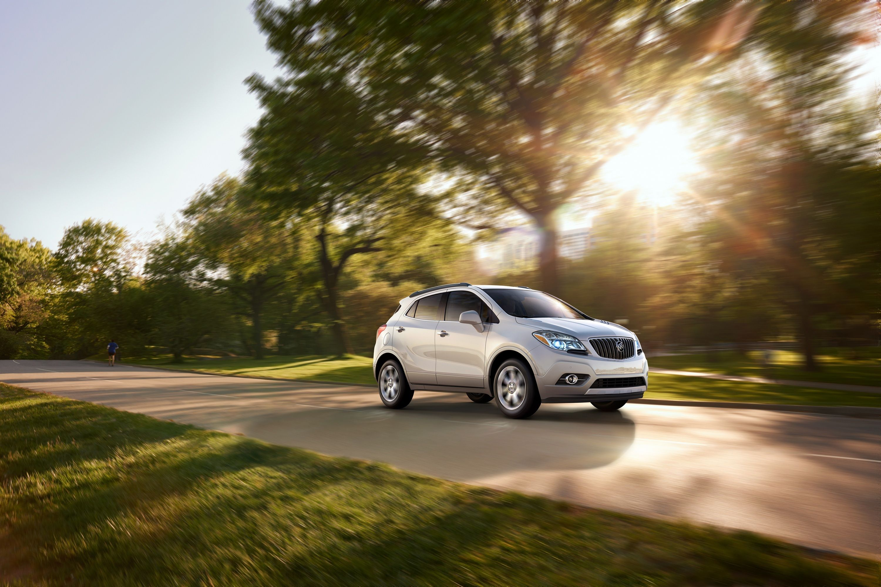 2016 buick encore oil change schedule