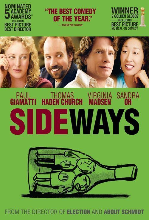 Sideways, Movie Poster   映画, 映画 ポスター, サイドウェイ