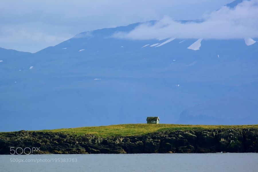 Popular on 500px : lonely hut by mhabermeier
