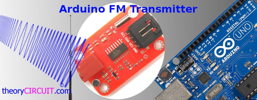 Transmissor arduino fm