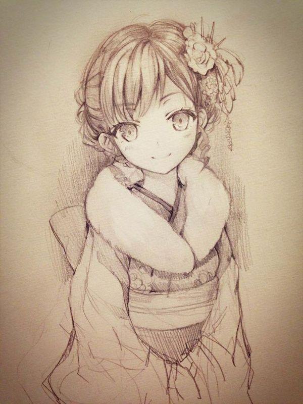55 Beautiful Anime Drawings Anime Drawings Sketches Anime Sketch Anime Art