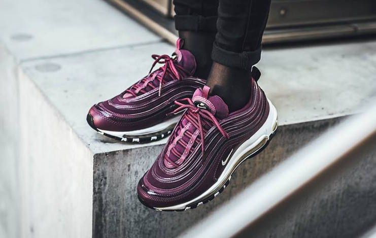 nike air max 97 bordeaux corduroy