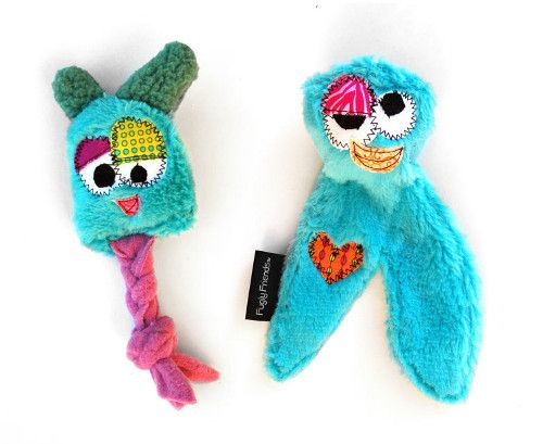 Quirky Handmade Dog Toys from Fugly Friends - Dog Milk