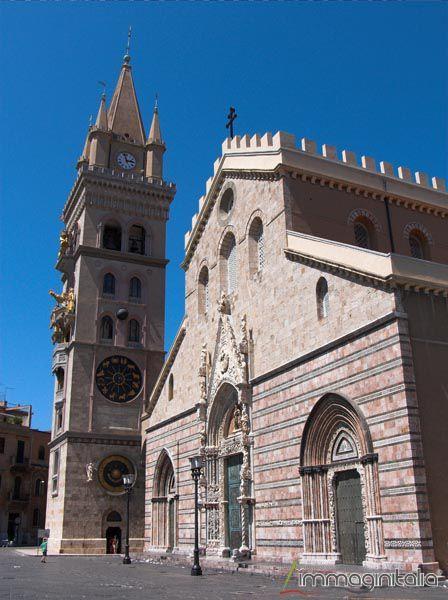 Duomo di Messina, Messina (Sicilia) - Italia | Sicily ...