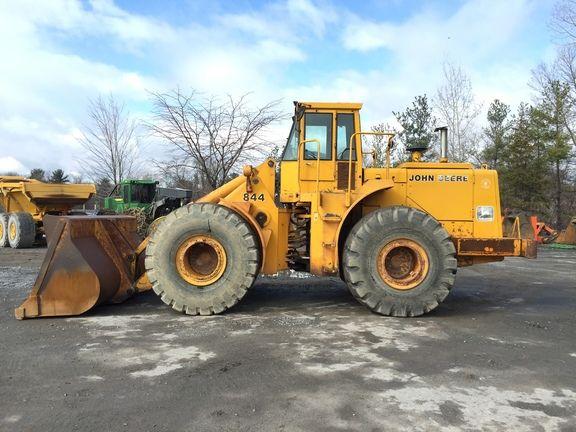 1987 John Deere 844 For Sale (3483621) :: Construction