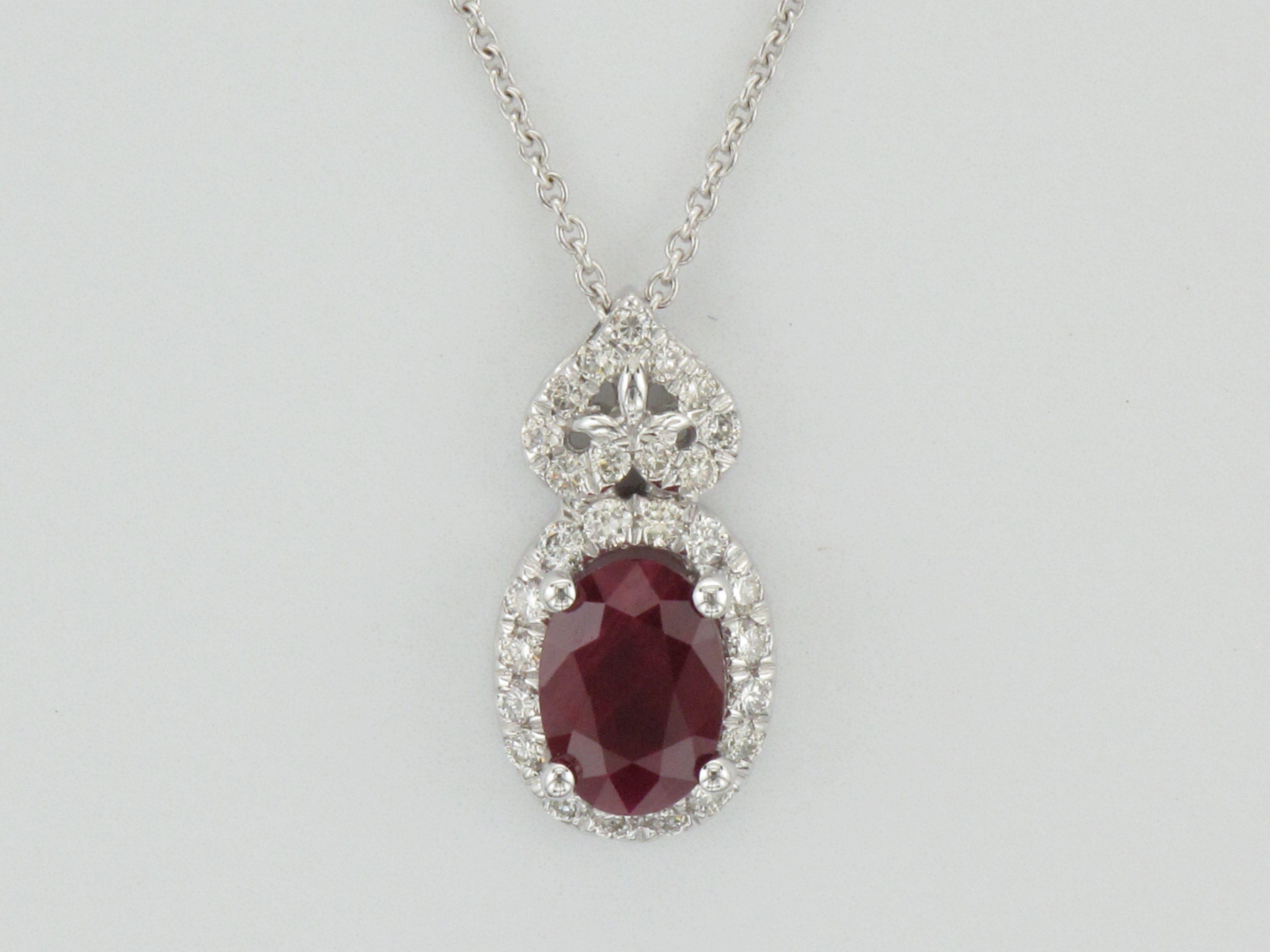 Pin by Farr's Jewelry on RUBIES Custom jewelry, Diamond