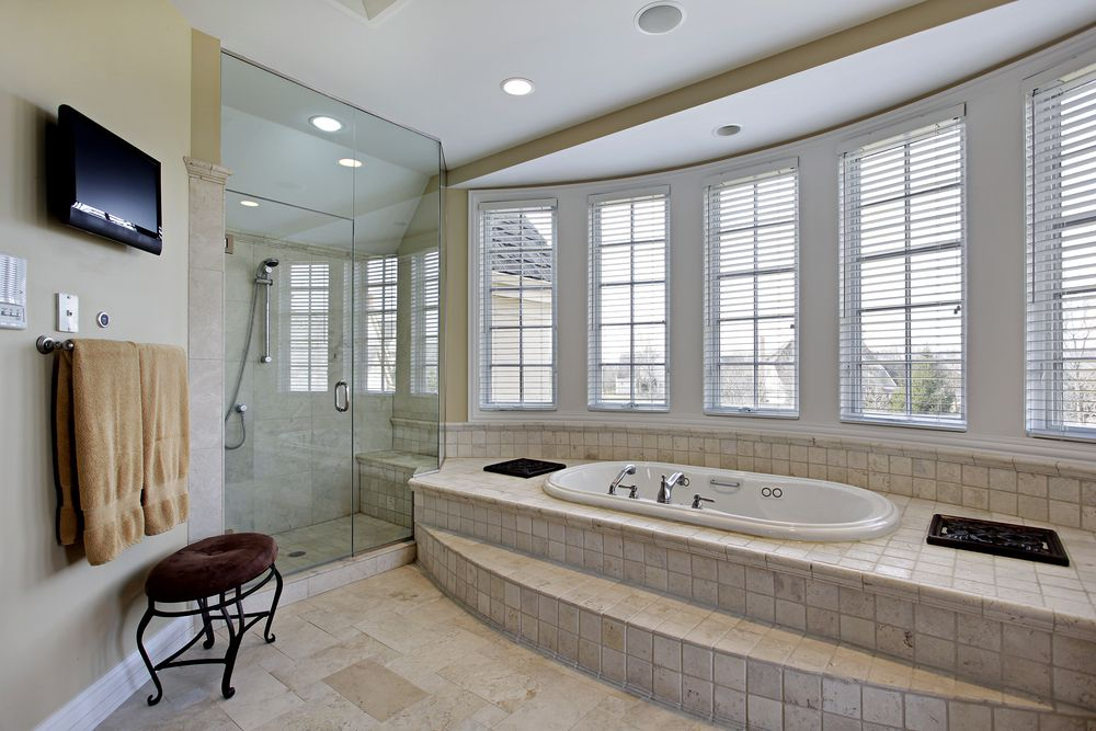 34 Large Luxury Master Bathrooms that Cost a Fortune in 2018   Tubs ...