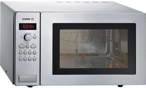 Микроволновая печь Bosch HMT84G451R 900 Вт серебристый