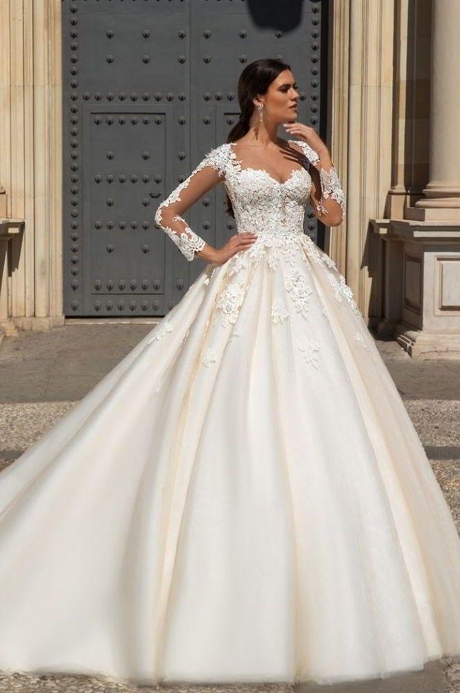 Crystal Design 2017 Wedding Dresses Sevilla Collection | Wedding ...