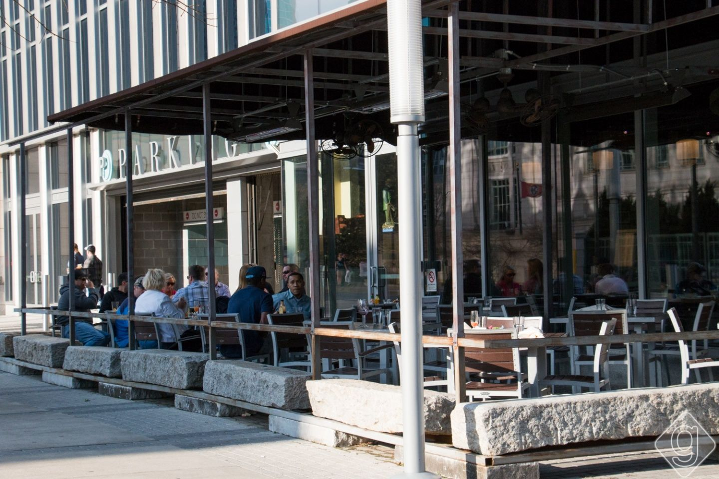 The Southern has one of the best patios in #Nashville! http ...