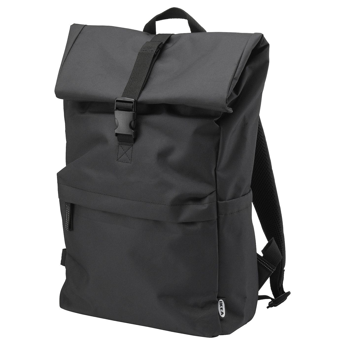 Starttid Backpack Black 5 Gallon In 2020 Black Backpack Backpacks Backpack Travel Accessories