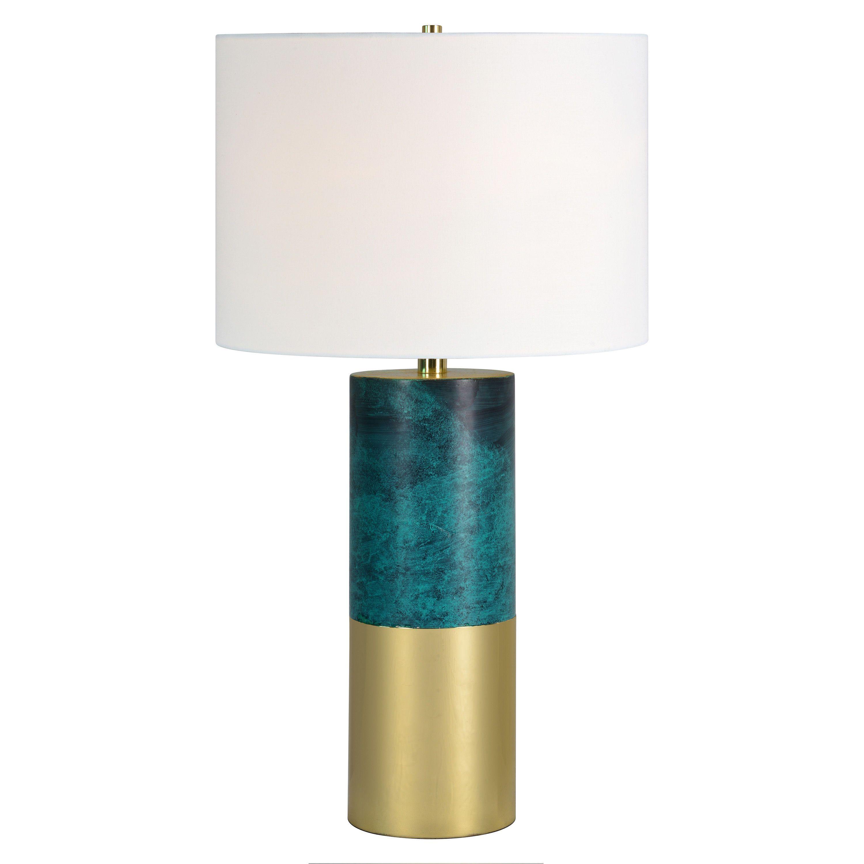 Renwil ren wil draper table lamp draper table lamp green metal renwil ren wil draper table lamp draper table lamp green metal geotapseo Images