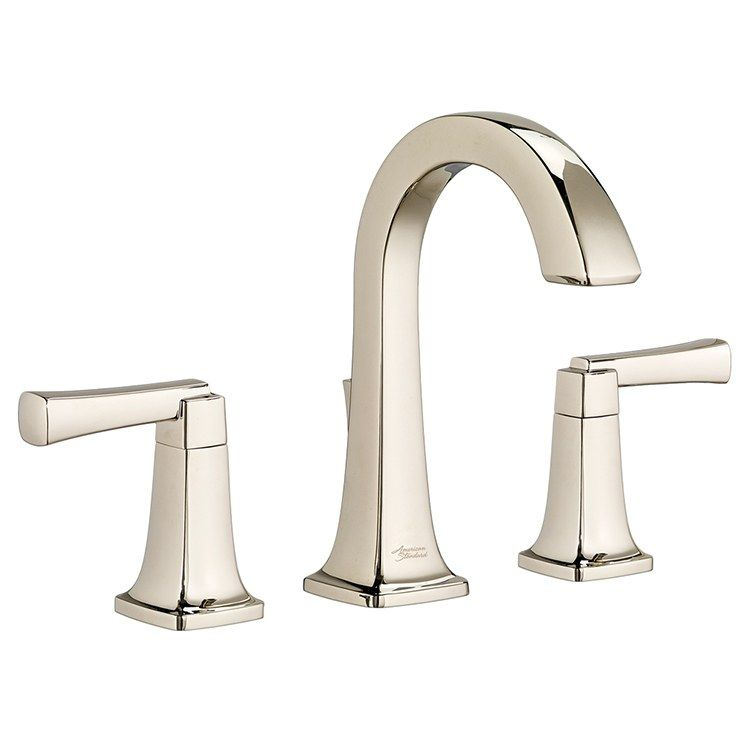 Townsend Two Handle High Arc Widespread Bathroom Faucet With Speed Connect Drain Widespread Bathroom Faucet Bathroom Faucets Faucet