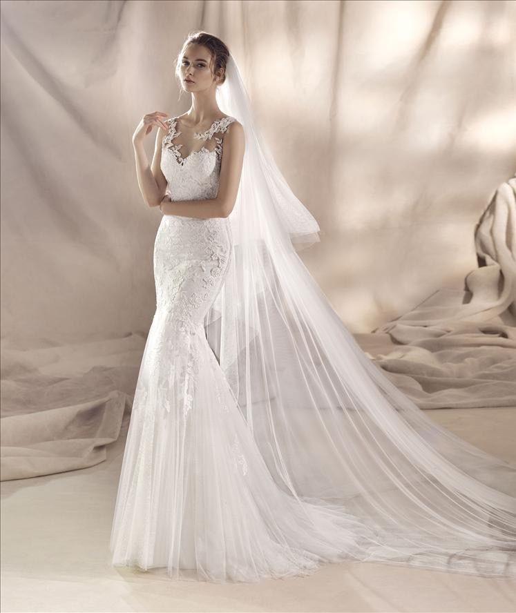 Pronovias Wedding Dress. #weddingdress #wedding