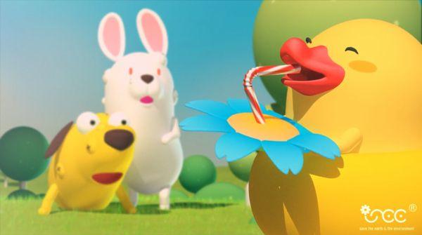 Jambo Island I Love Honey Funny Animation Iphone App