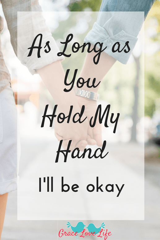 Whenever You Hold My Hand Quotes About Love Love Quotes Love My