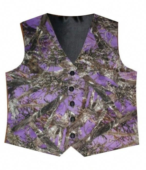 This Boys Camo Vest Is Great For Any Camo Wedding Country Wedding