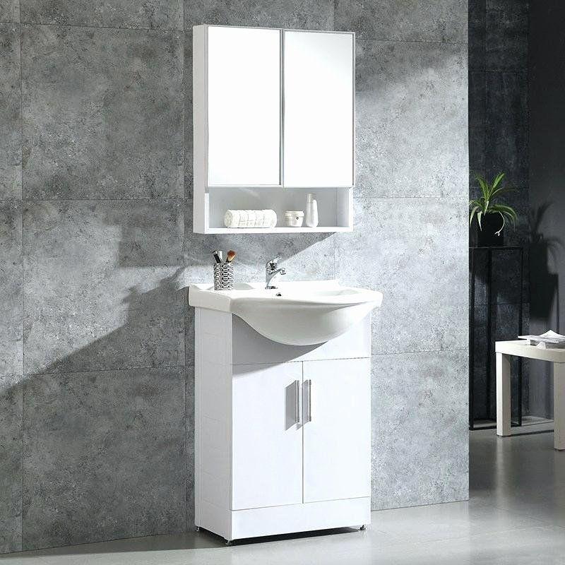 43++ Modern grey bathroom cabinets model