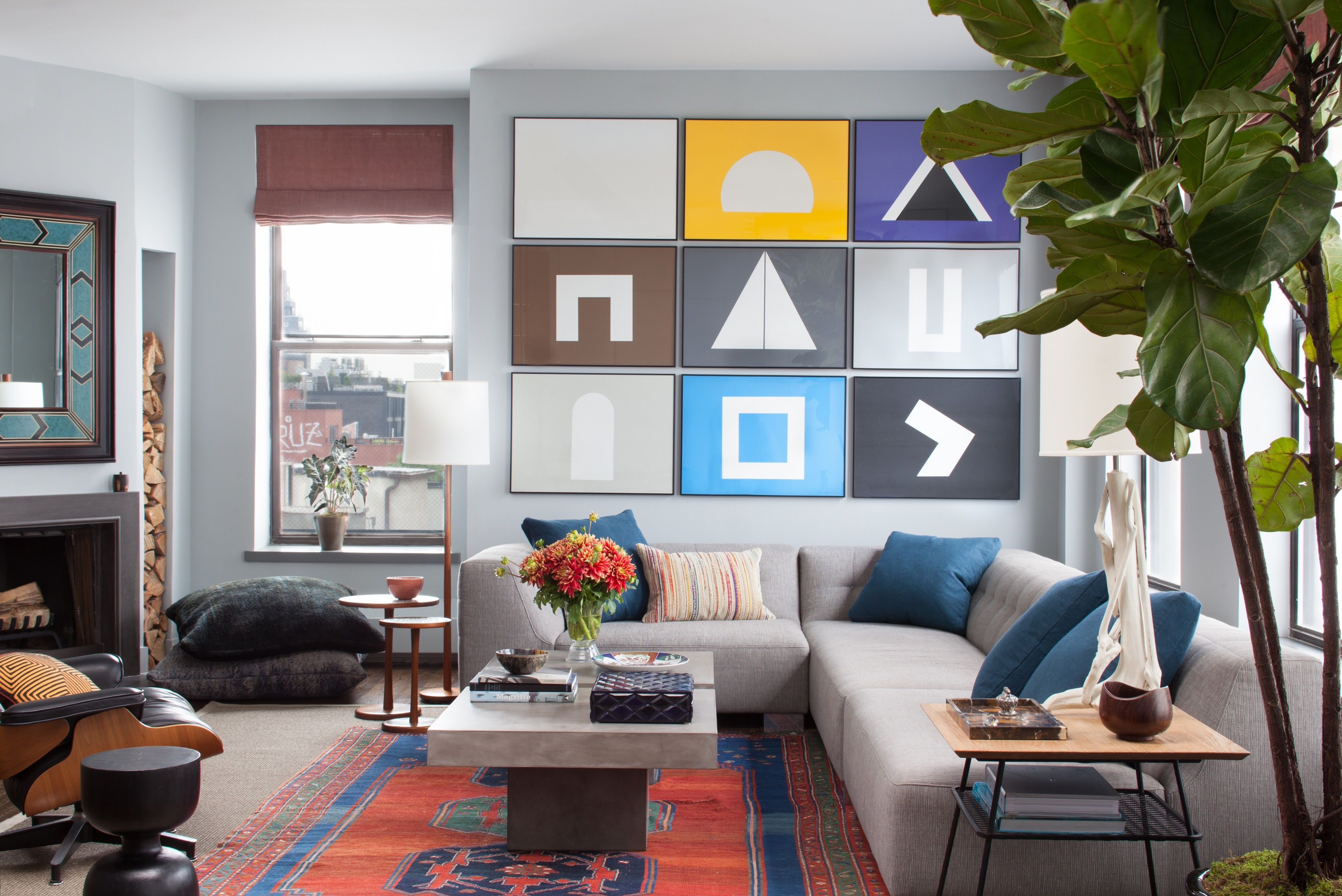 23 Chic, Modern Family Rooms