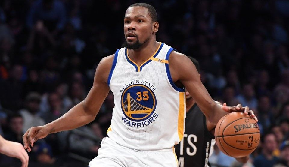 Game 1 illustrates why joining Warriors was right move for