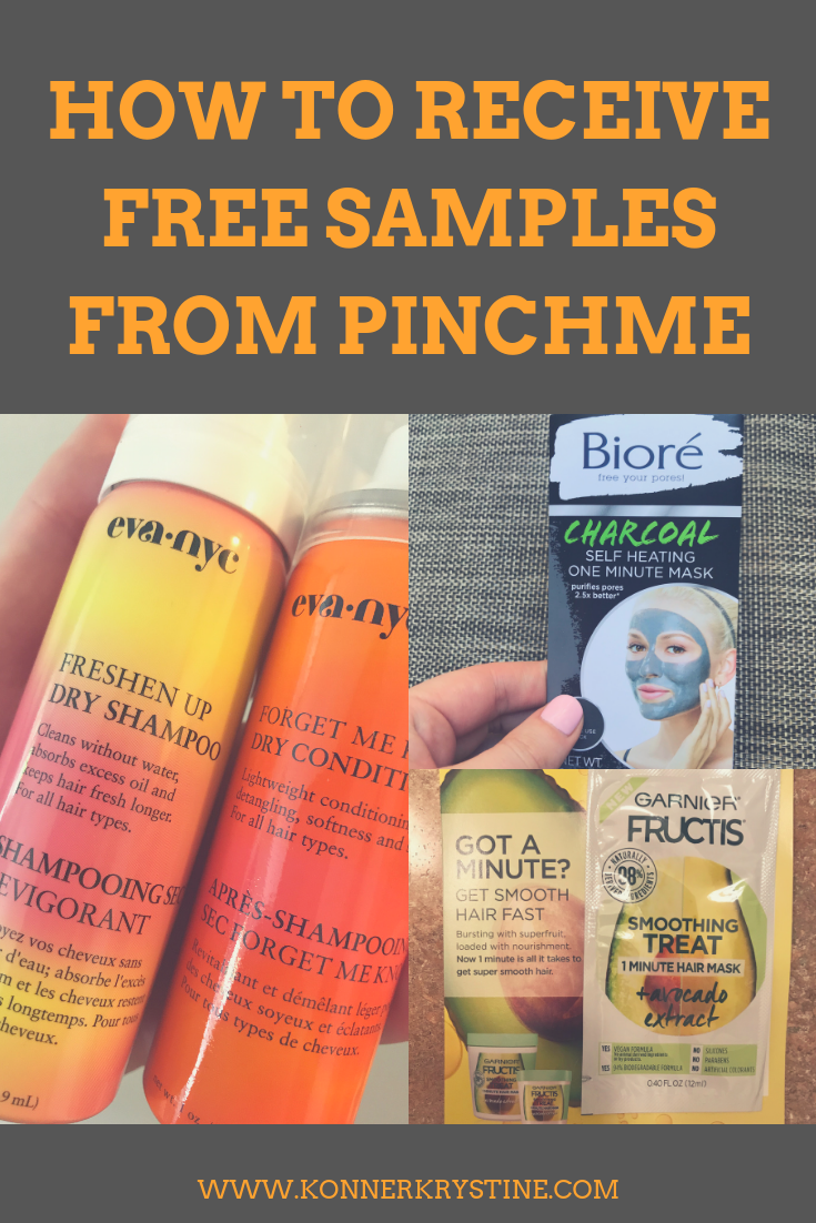How to Receive Free Samples from PINCHme | PINCHme com