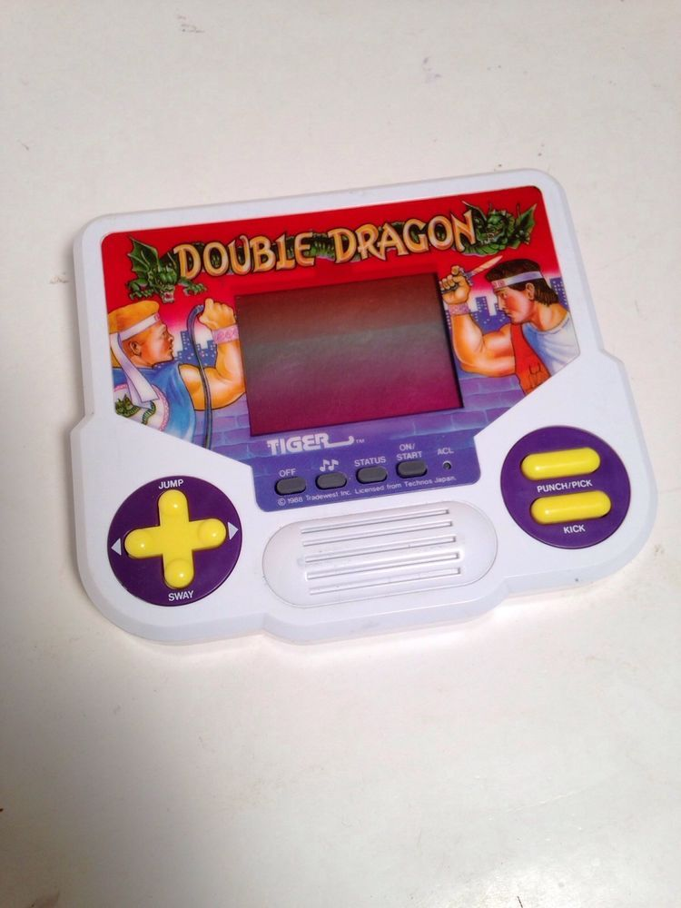 double dragon nes box art