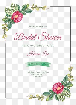Wedding Invitations Flowers Card Wedding Png Transparent Clipart Image And Psd File For Free Download Wedding Invitations Paper Crafts Diy Invitations