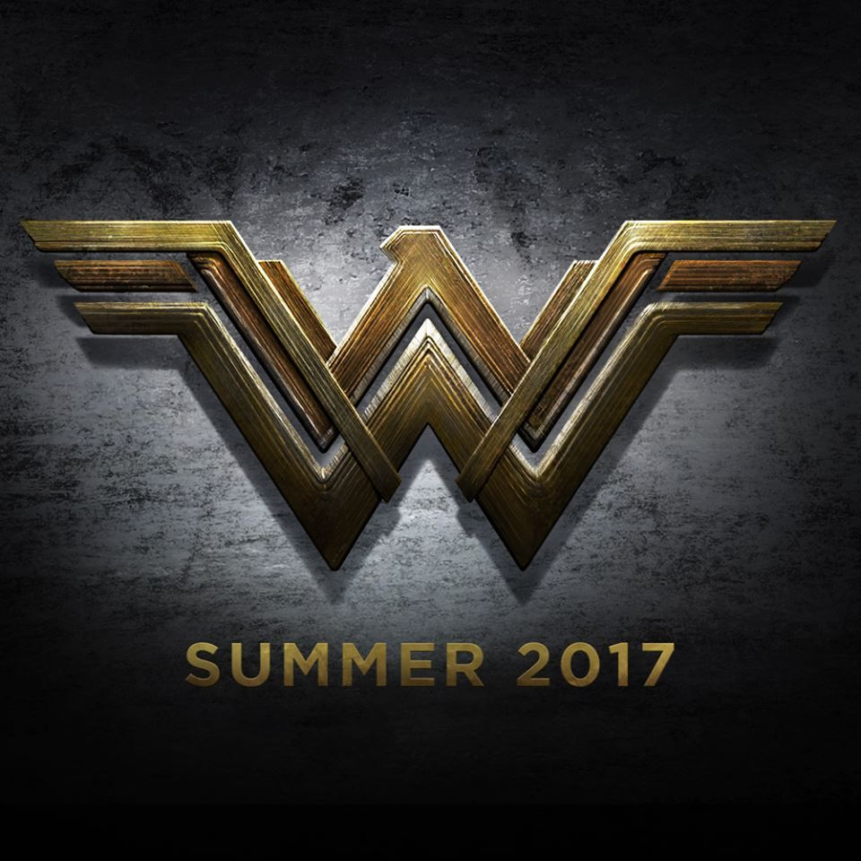 New Logo For DC\'s WONDER WOMAN Solo Film