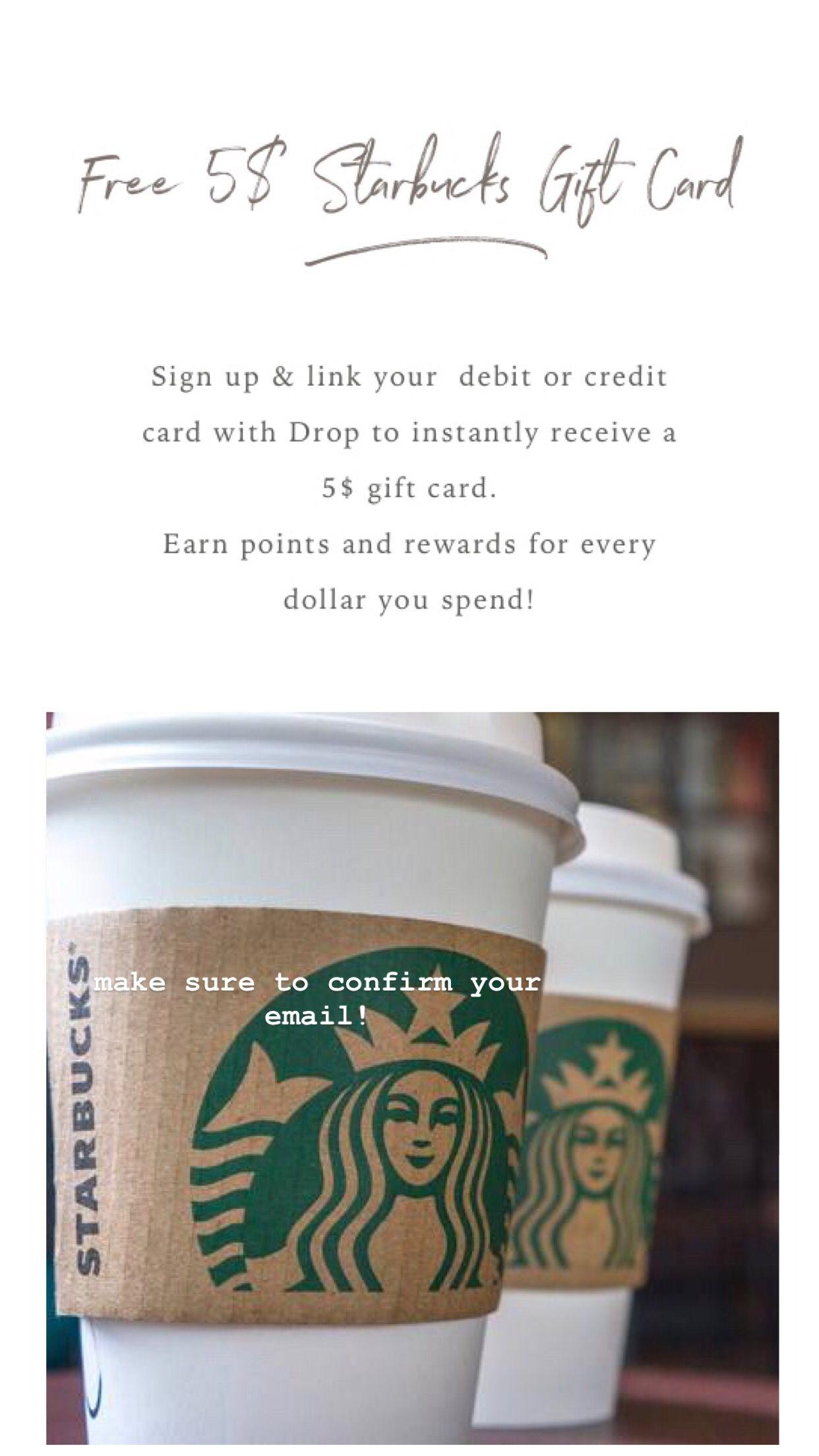 Free 5 starbucks gift card starbucks gift card gift