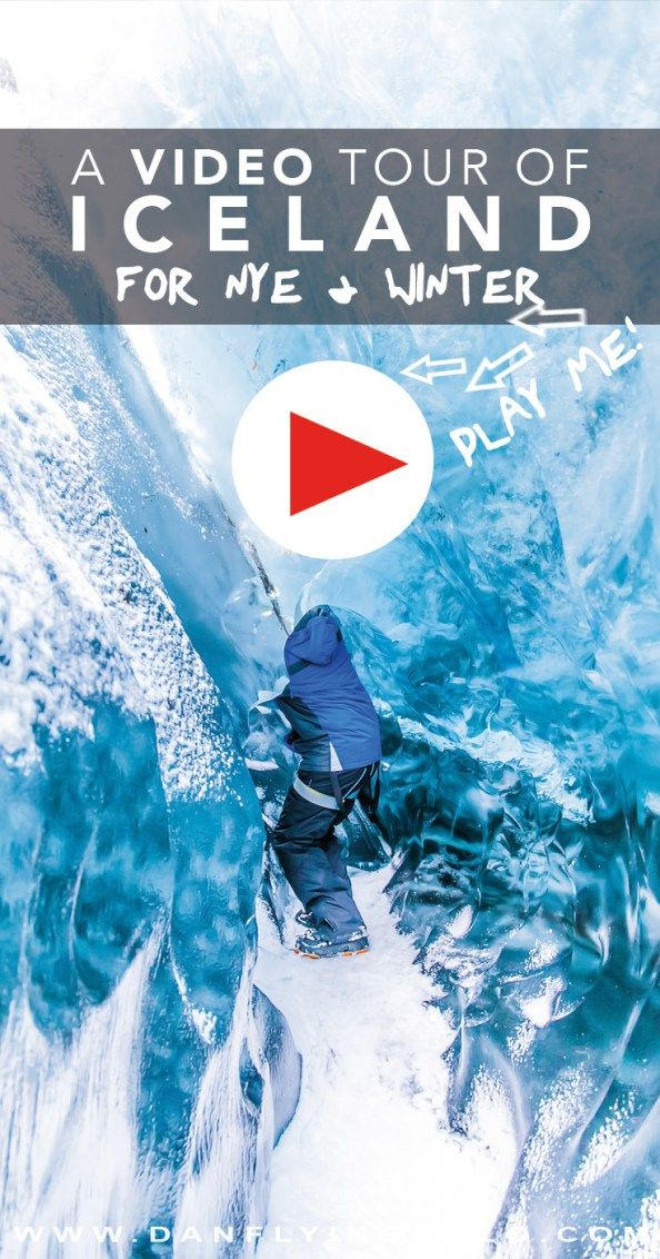 Iceland Winter Video and New Years Eve Travel Tips Tours
