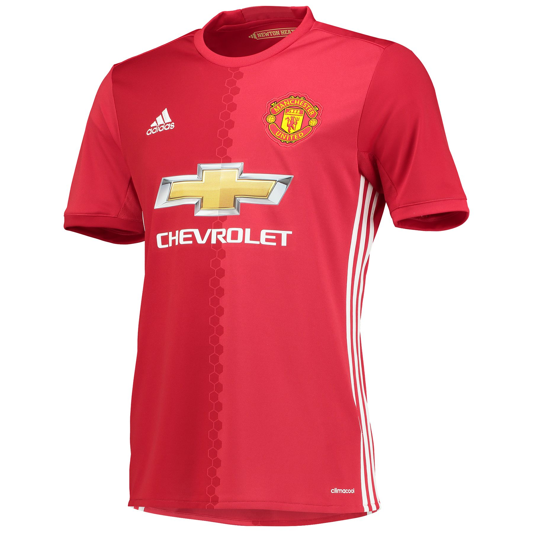The  manutd 2016 17 home kit.  26a9b1f35