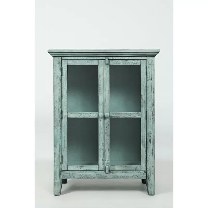 Best Bernal 2 Door Accent Cabinet In 2020 Modern Decoration 400 x 300