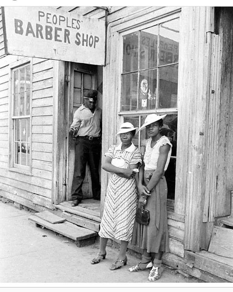 african-american barber